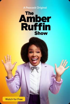 The Amber Ruffin Show Vertical Art
