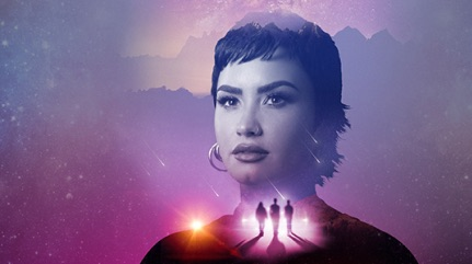 Unidentified with Demi Lovato Image