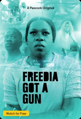 Freedia Got A Gun Vertical Art