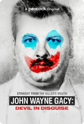 John Wayne Gacy: Devil in Disguise Vertical Key Art