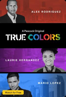 True Colors Vertical Key Art