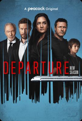 Departure S2 Vertical Art