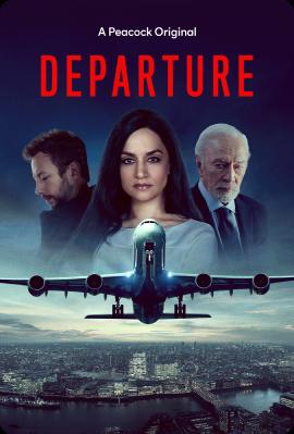 Departure Vertical Art