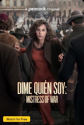 Dime Quién Soy: Mistress of War Vertical Art