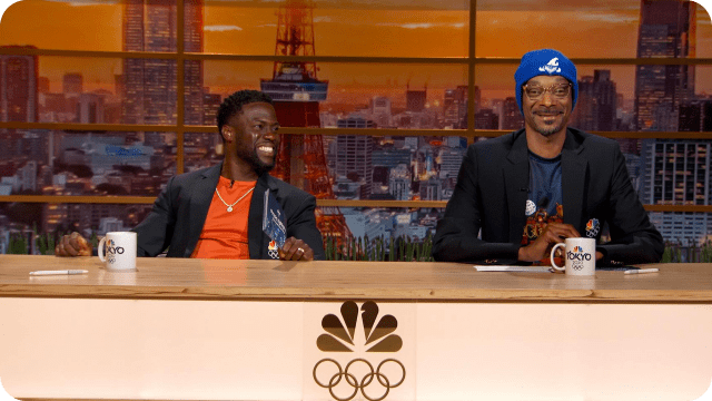 Olympic Highlights with Kevin Hart and Snoop Dogg Episode 3