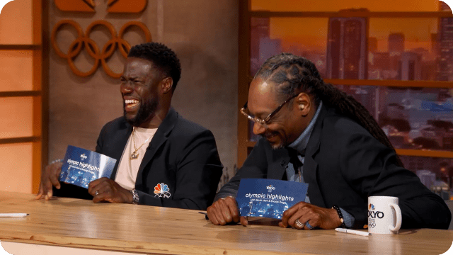 Olympic Highlights with Kevin Hart and Snoop Dogg Episode 5