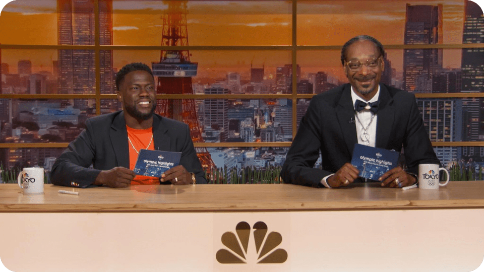 Olympic Highlights with Kevin Hart and Snoop Dogg Episode 8