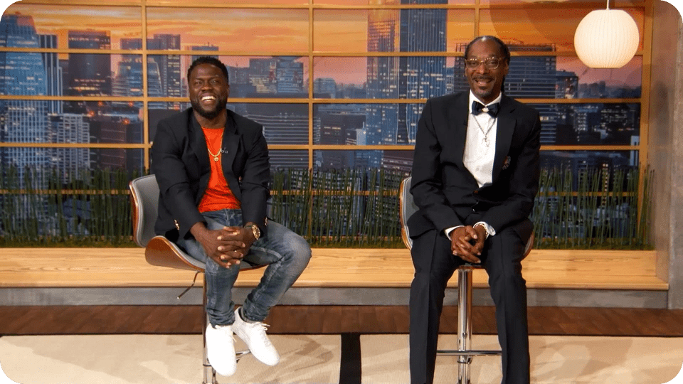 Olympic Highlights with Kevin Hart and Snoop Dogg Episode 9
