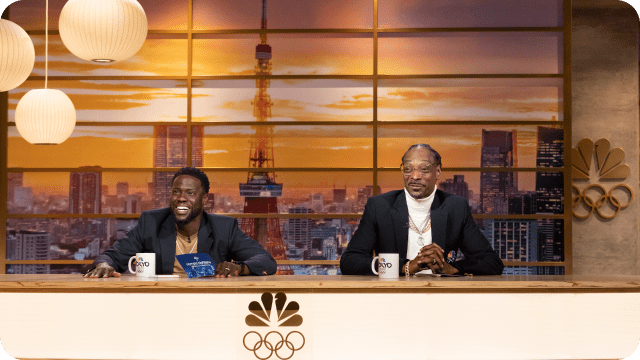 Olympic Highlights with Kevin Hart and Snoop Dogg Episode 2