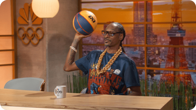 Olympic Highlights with Kevin Hart and Snoop Dogg Episode 1