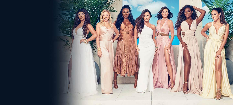Real Housewives Ultimate Girls Trip Hero Image