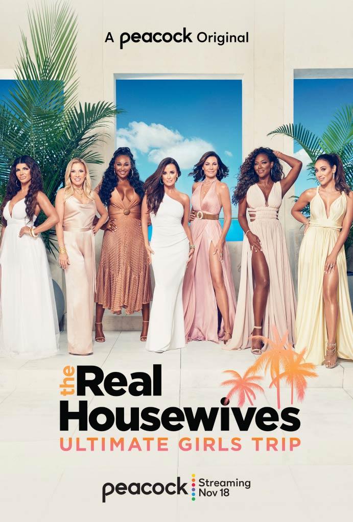 Real Housewives Ultimate Girls Trip Vertical Art
