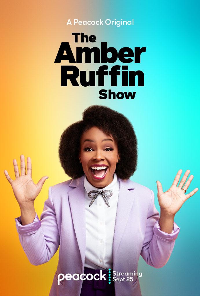 Amber Ruffin Key Art