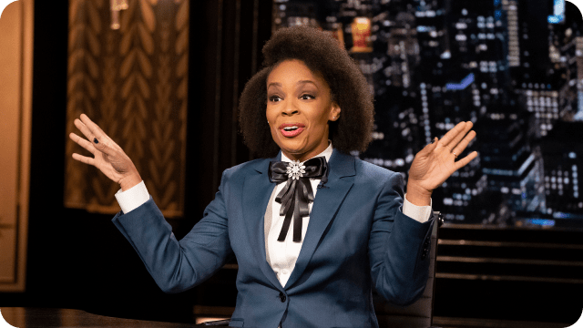 The Amber Ruffin Show Episode 1