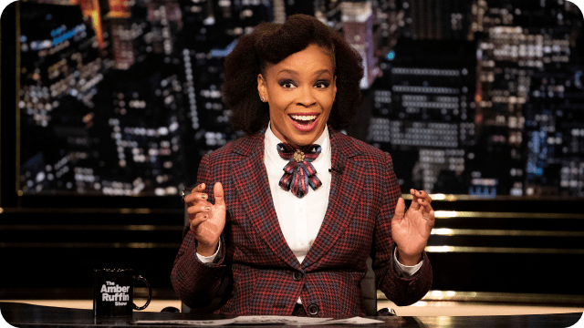 The Amber Ruffin Show Episode 12