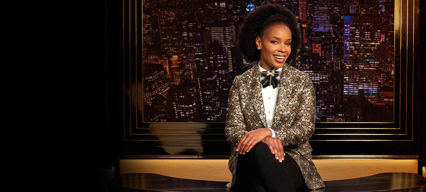 The Amber Ruffin Show S2 Desktop Image Image