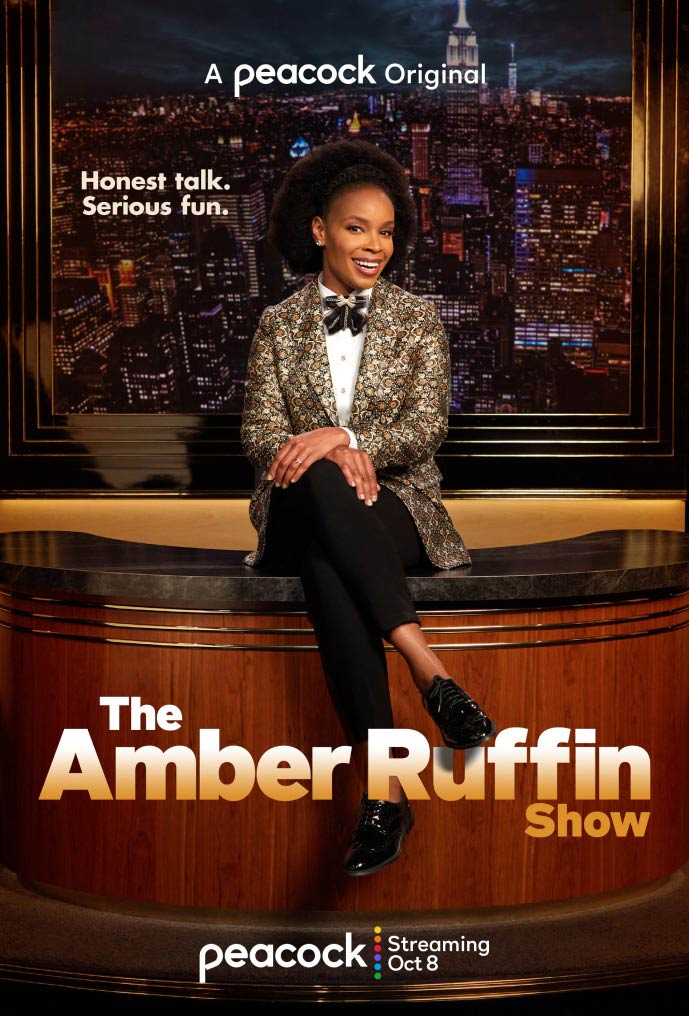 Amber Ruffin S2 Key Art