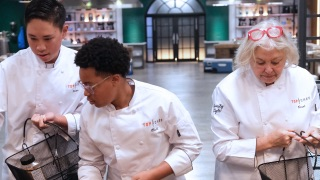 Top Chef Family Style S1 Episode 3