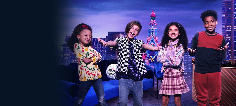 The Kids Tonight Show Desktop Hero Image
