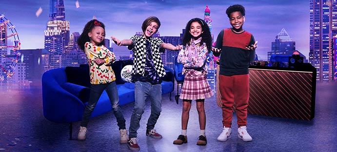 The Kids Tonight Show Mobile Image