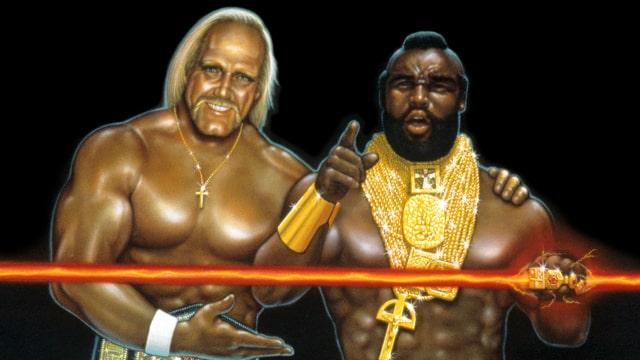 WrestleMania 1 Image
