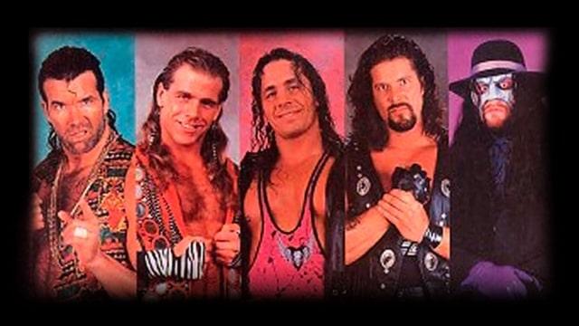 WrestleMania 12 Image