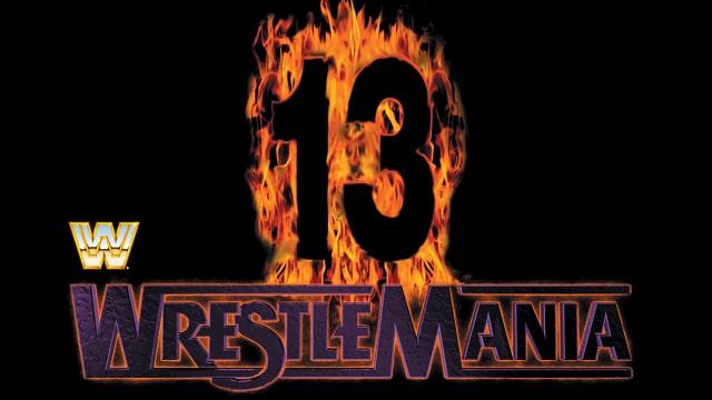 WrestleMania 13 Image