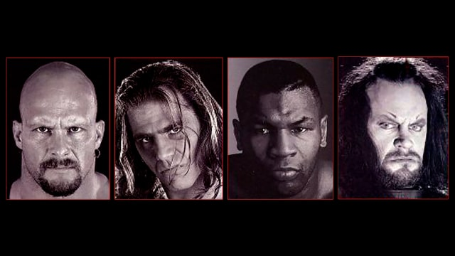 WrestleMania 14 Image