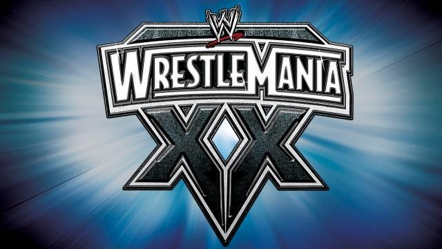 WrestleMania 20 Image