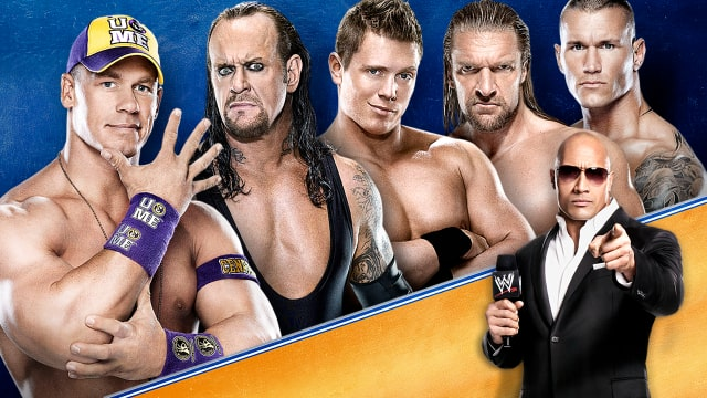 WrestleMania 27 Image