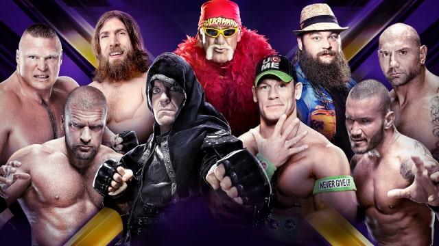 WrestleMania 30 Image