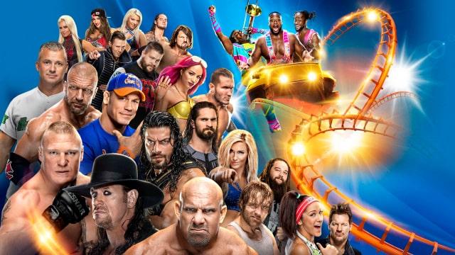 WrestleMania 33 Image
