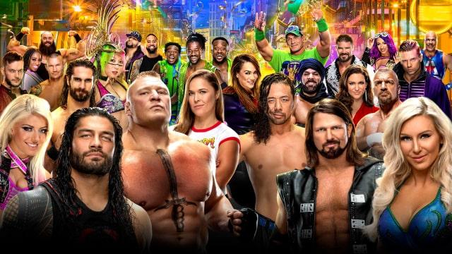 WrestleMania 34 Image