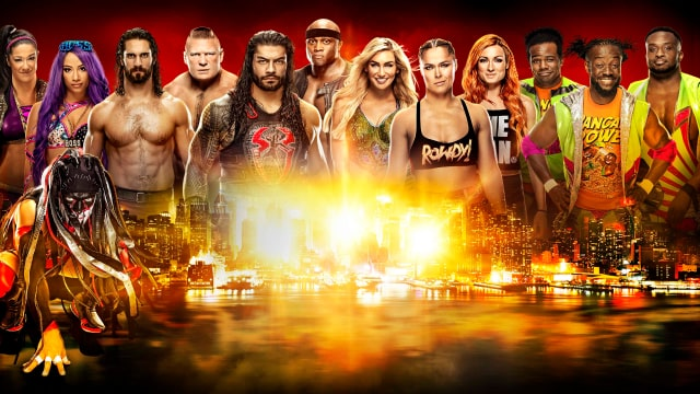 WrestleMania 35 Image