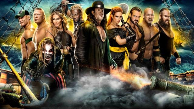 WrestleMania 36 Image